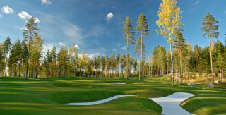 Swing under the Stars – Midnight Golf in Finland