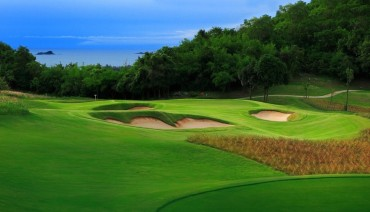 Thailand on course to become world's top golf destination