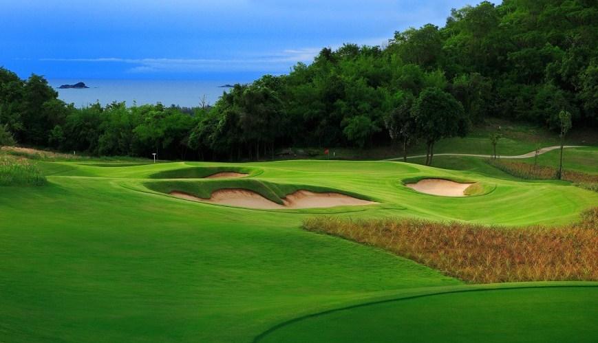 Banyan Golf Resort, Hua Hin, is one of Thailand's most popular golf resort
