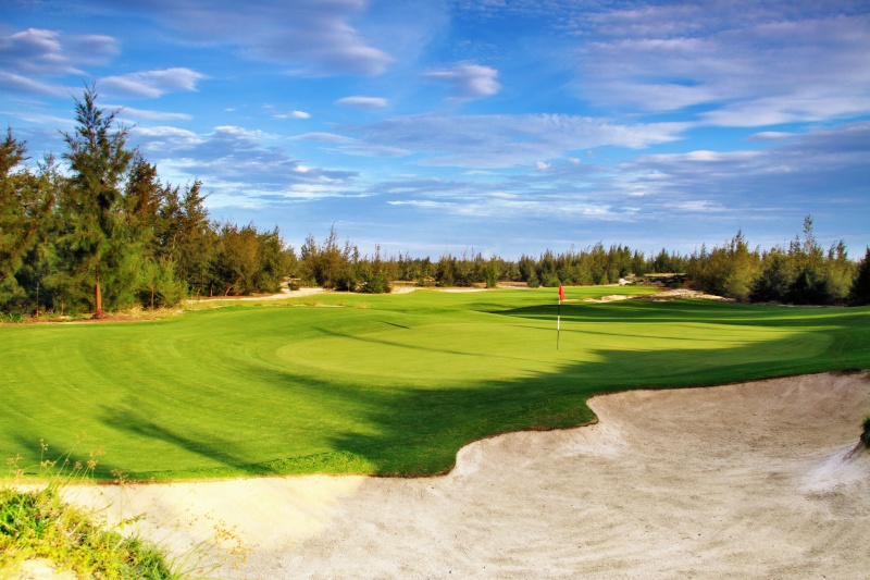 Laguna Lang Co golf is Vietnam's newest golf resort