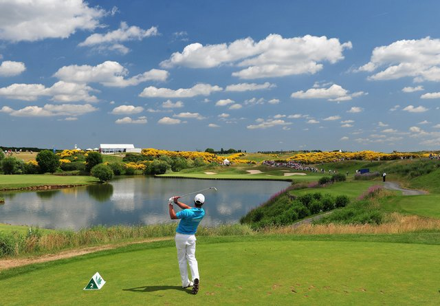 Le Golf National is one of the best golf courses in France