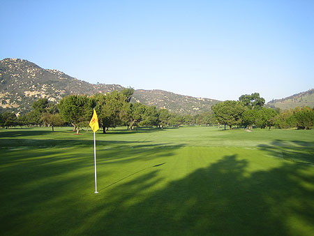 Temecula Creek Inn in San Diego is an ideal play and stay golf break in San Diego