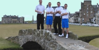 Fourball's 189 hole golf challenge in St Andrews