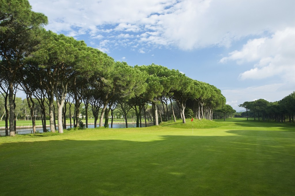 The oldest golf course in Catalunya Golf Platja de Pals