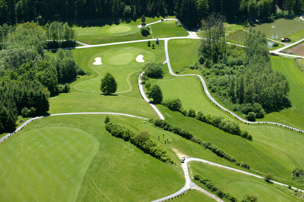 golf resorts stegersbach Austria
