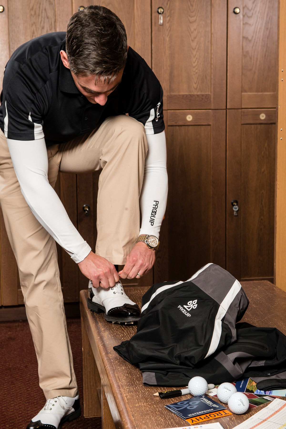 ProQuip introduce first-ever golf base layers