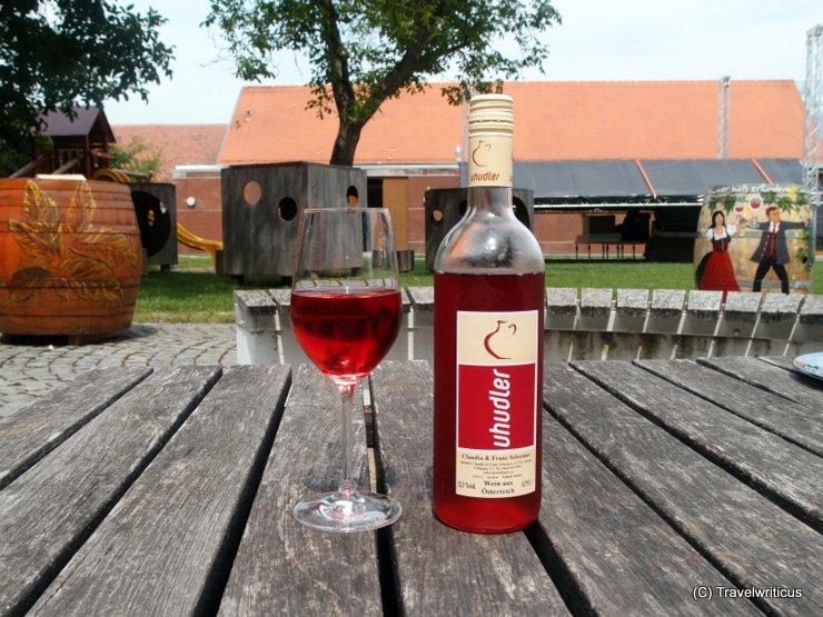 Uhudler wine Austria