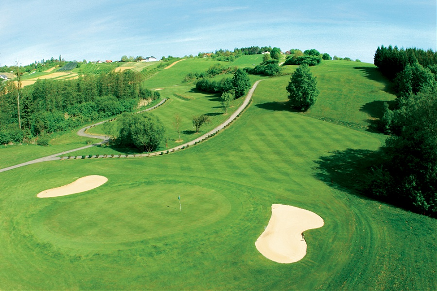 golf resort austria stegersbach