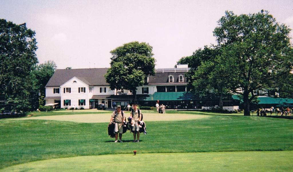 Merion Golf Clubhouse