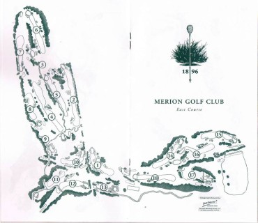 Rubber snakes, 1-irons and Wicker Baskets: a history of Merion Golf Club