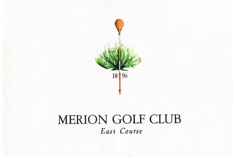 Scorecard Merion Golf Club