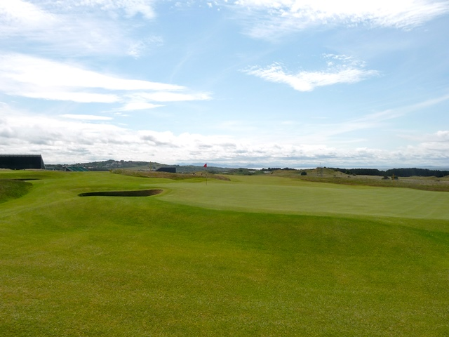 greens at muirfield