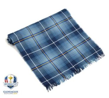 Ryder Cup Tartan celebrates Home of Golf