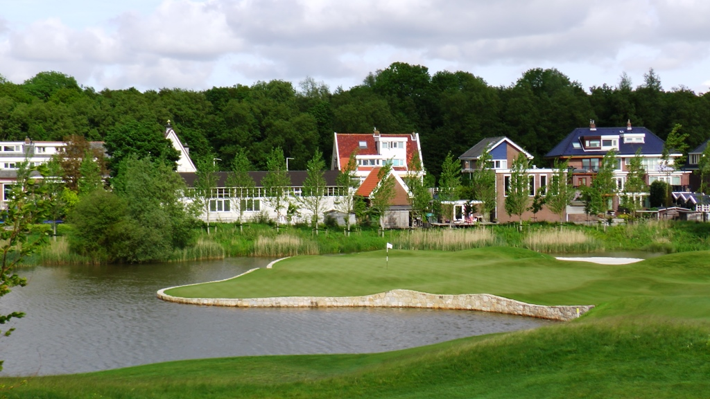 The International Golf Club Holland designed by Ian Woosnam