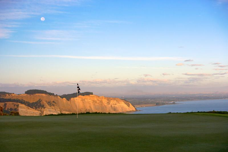 Cape Kidnappers golf course New Zealand