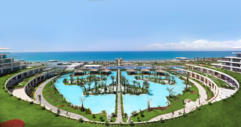 Maxx Royal Golf and Spa Hotel Belek Turkey
