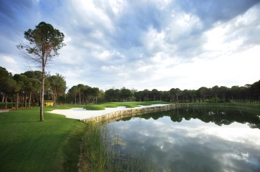Turkish Delight at Belek golf holidays boost