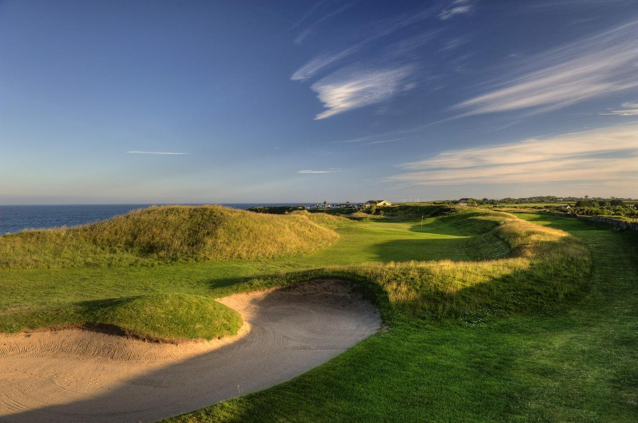 St Helen's Bay golf course Ireland