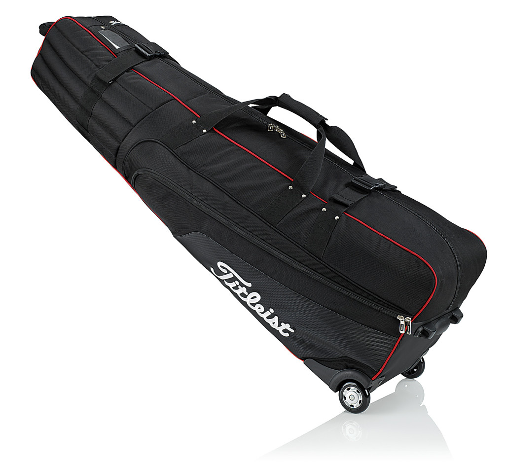golf travel bag from Titleist