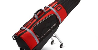 ClubGlider Golf Travel Bag promises to take the strain