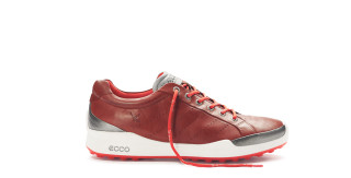 New ECCO BIOM Hybrid Natural Motion golf shoes