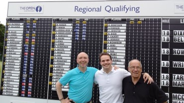 The Road to Hoylake – Tales of Open Qualifying