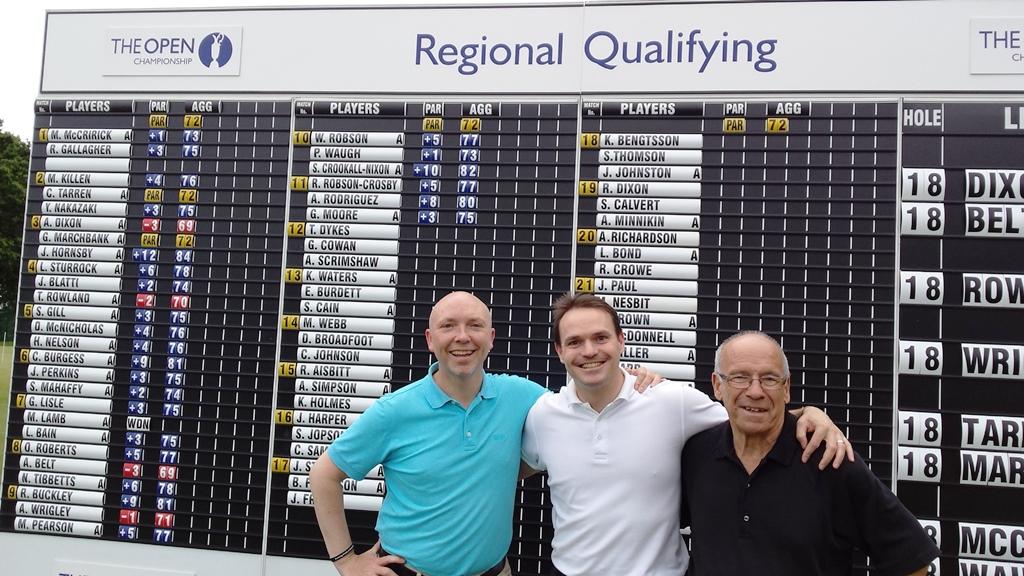 Open Qualifying Northumberland