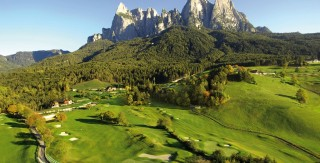Mountain Golf Breaks in Italy's Dolomites
