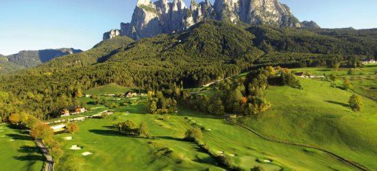 Mountain Golf Breaks in Italy's Dolomites