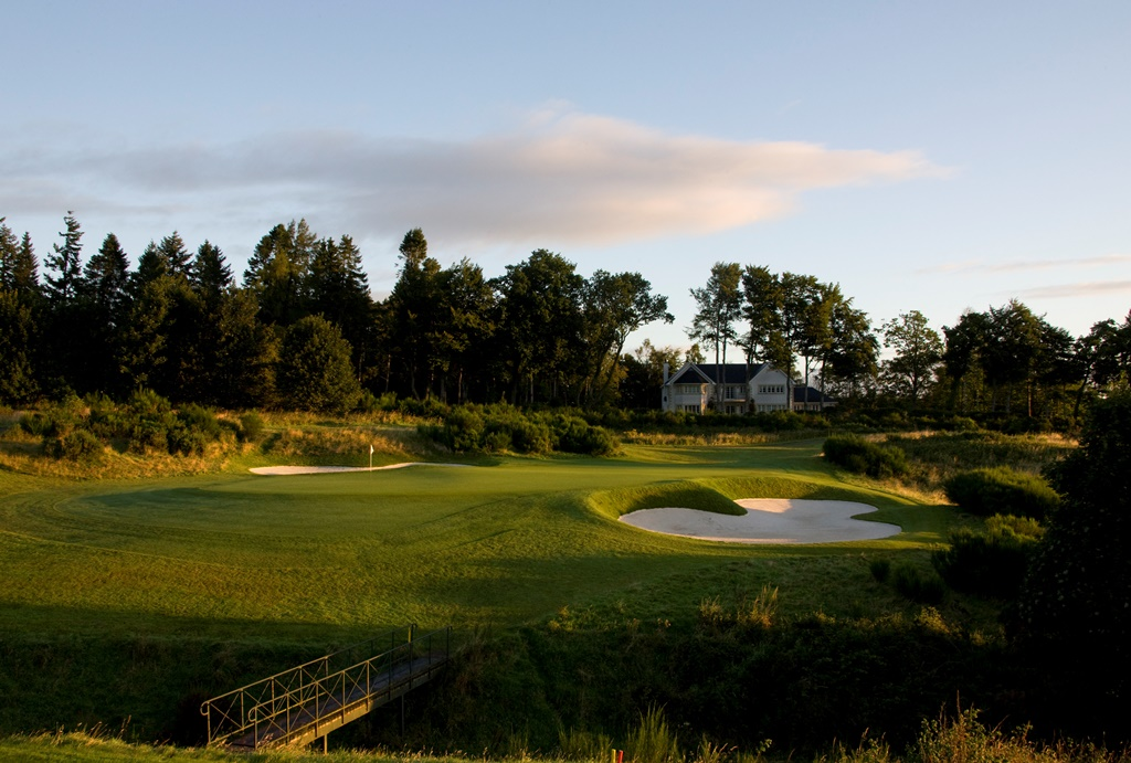 The PGA Centenary Course - 11th holeweb