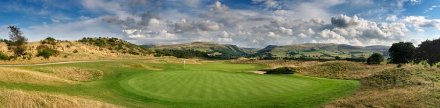 Review Gleneagles PGA Centenary Course