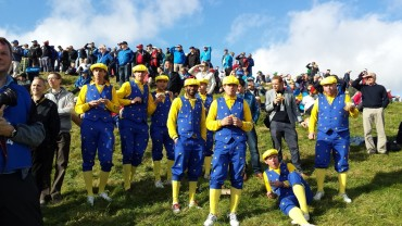 Ryder Cup 2014 Review