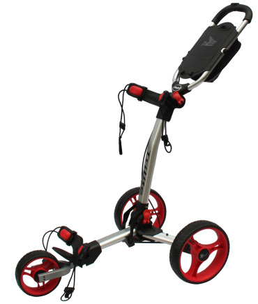 Finally, a travel-friendly golf trolley