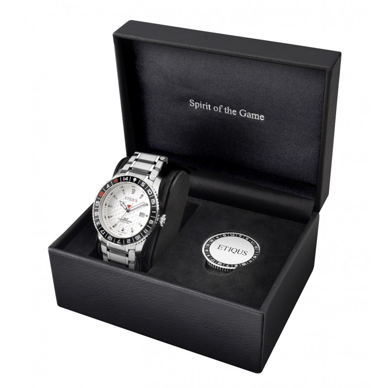 luxury ETIQUS watches for golfers