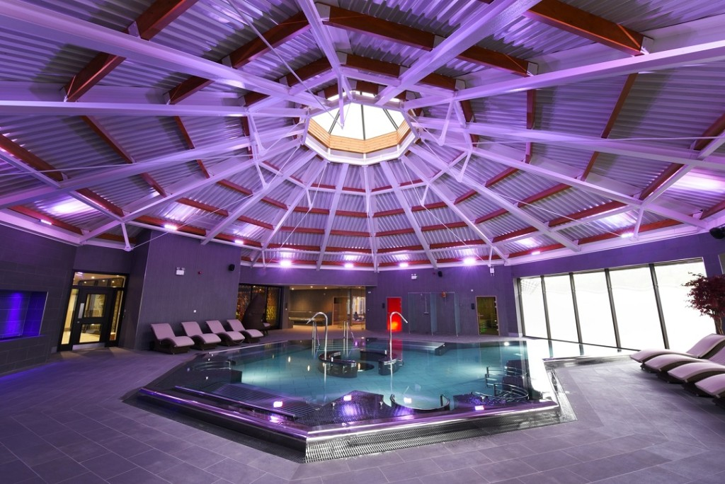 Spa at Ramside hydrotherapy poolLR