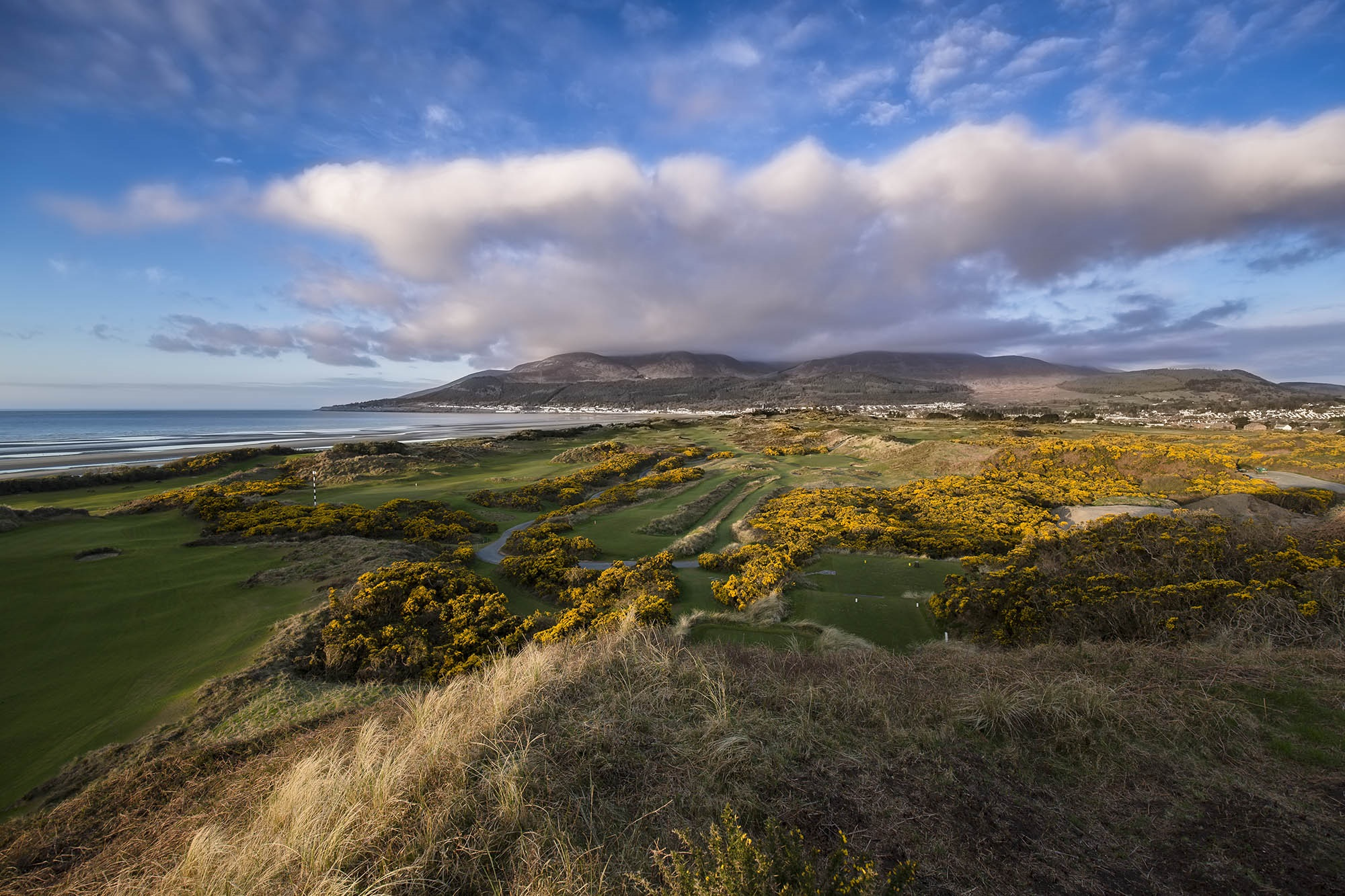 Royal County Down Golf Club Kaia Means