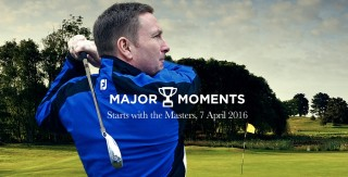 New Major Moments golf series launched