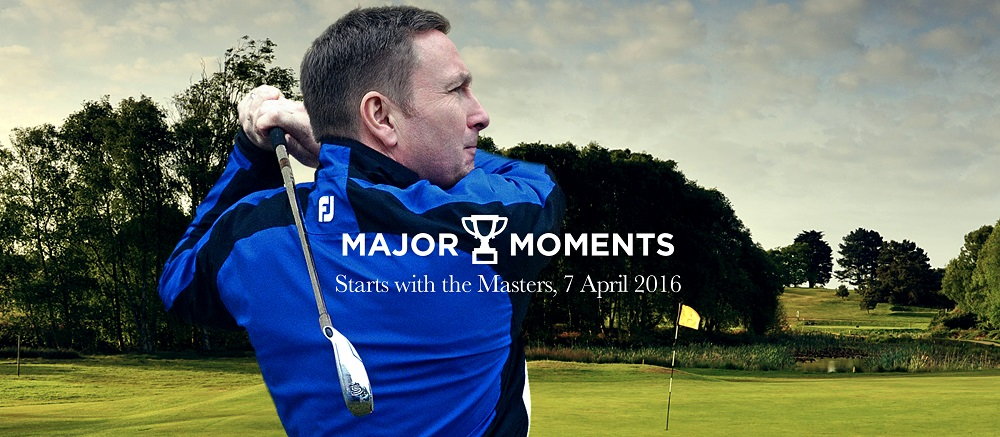 Major Moments golf challenge Thorpeness