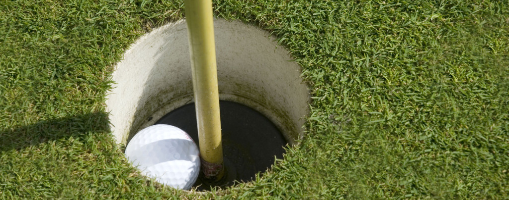 The UK is the hole-in-one capital of the world