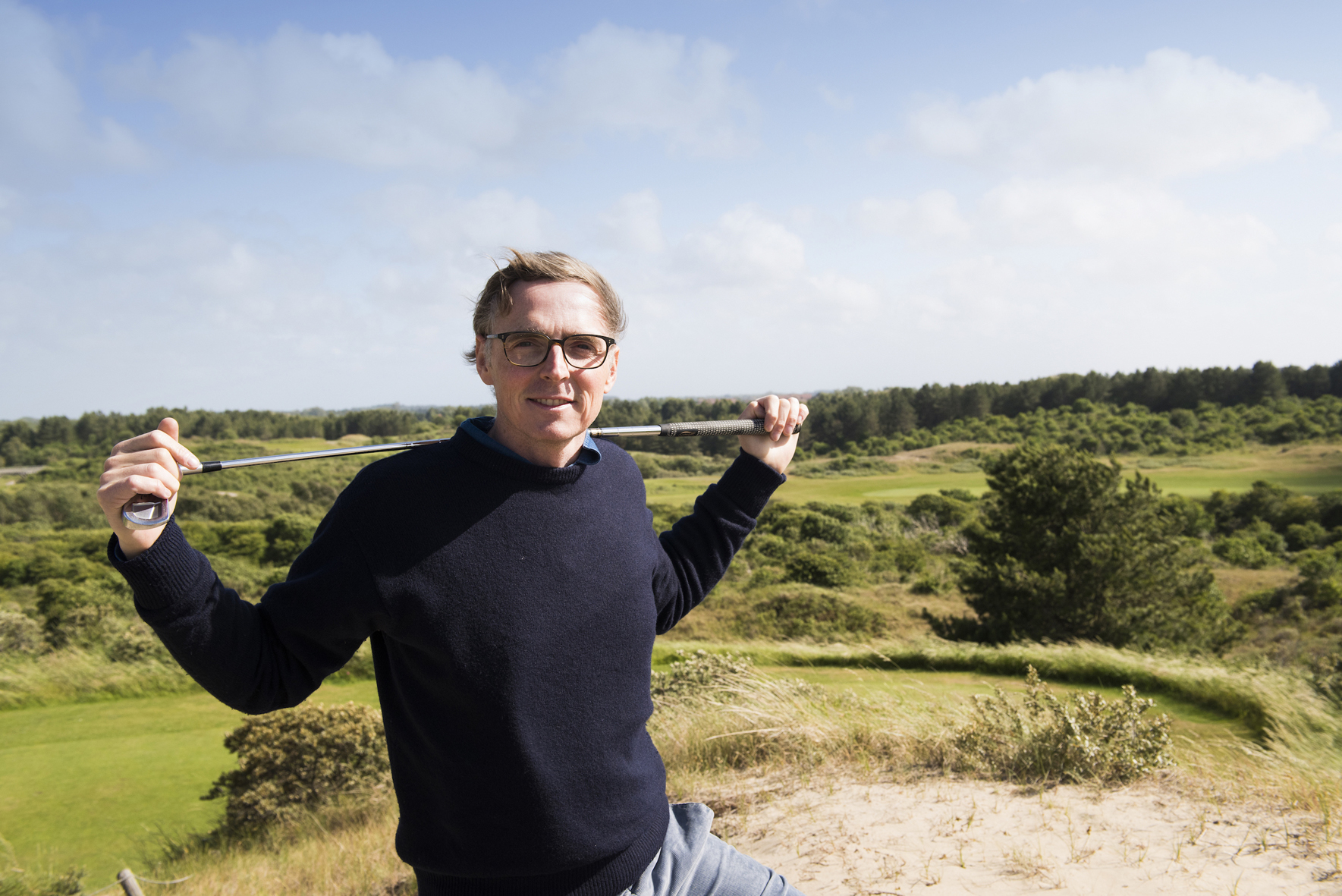 Lost links golf holes revived at Le Touquet