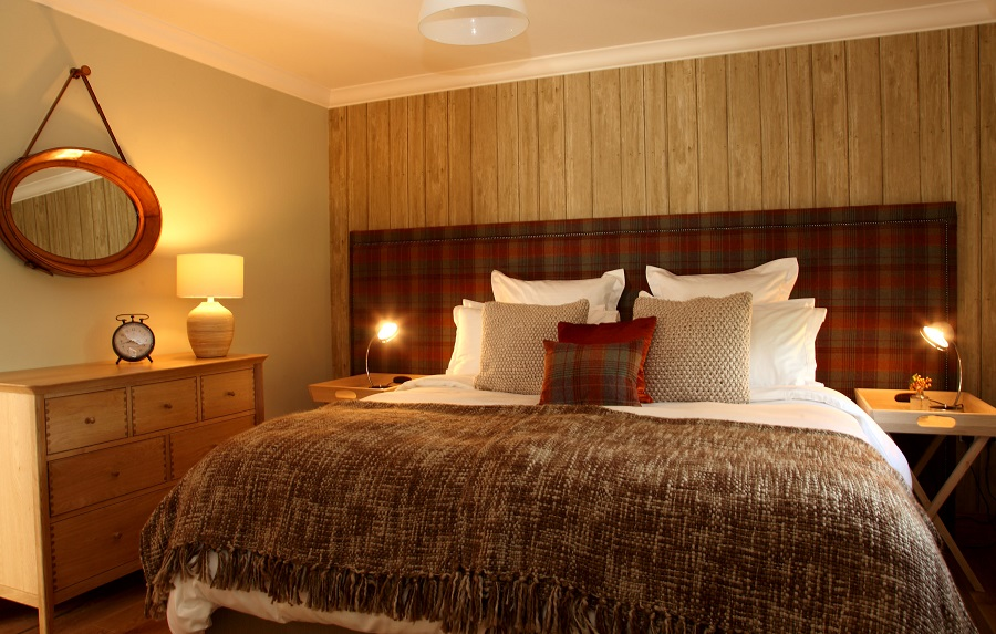Bedroom Hawkswood House St Andrews