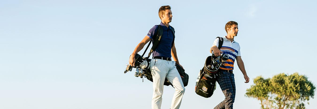 Super cool Italian golf clothes