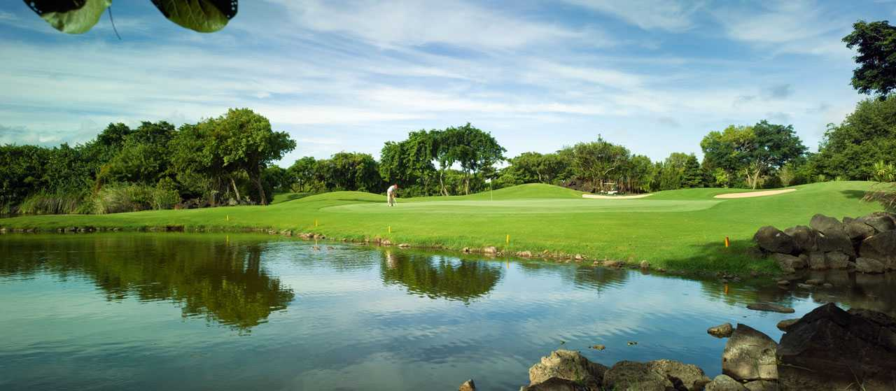 Holiday golf in Mauritius