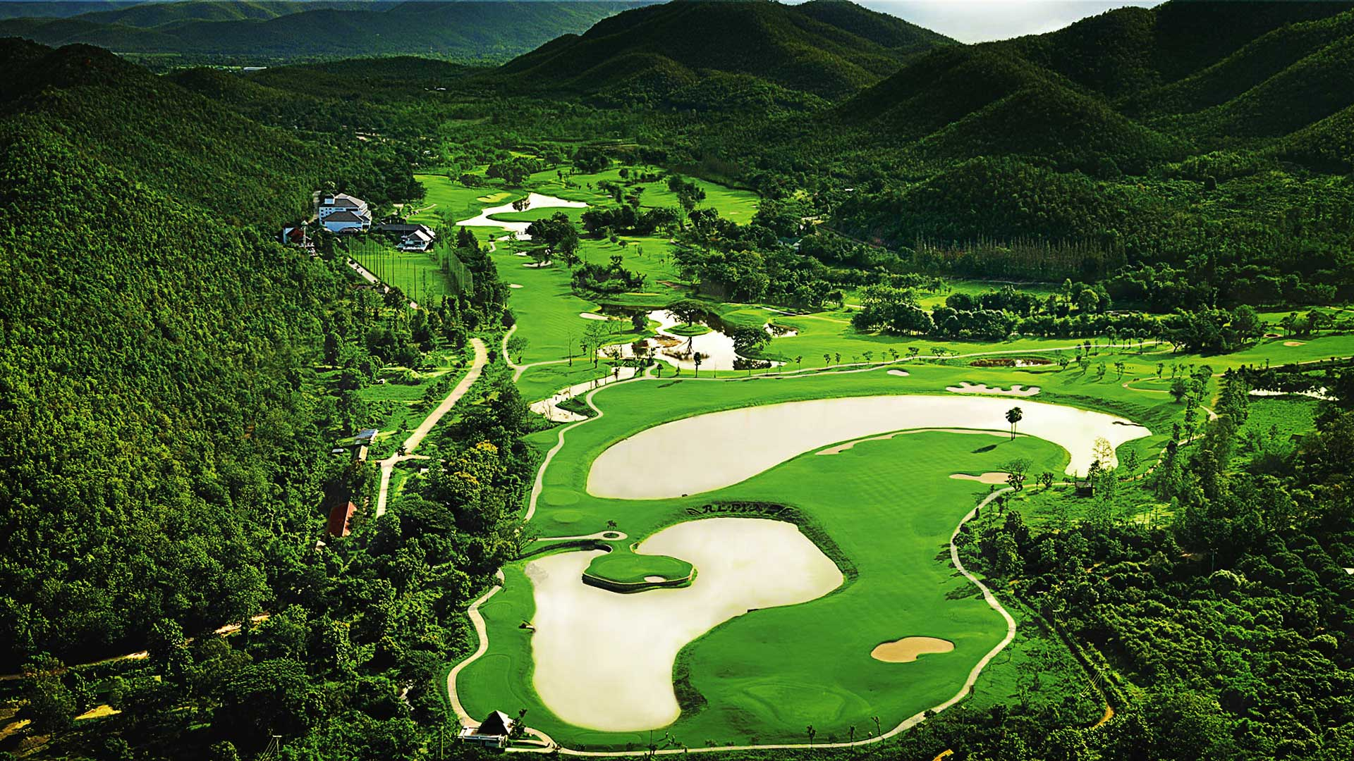 Alpine Golf Resort Thailand