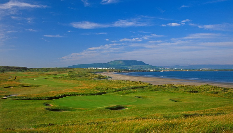 County Sligo golf links Ireland