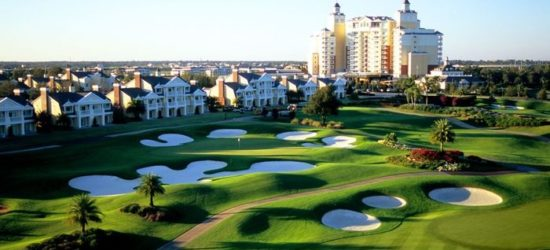 Golf in St Pete's a beautiful work of art