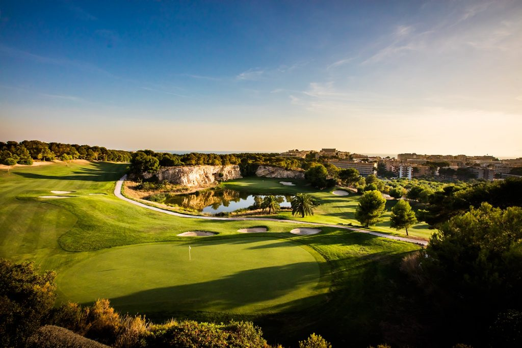 Lumine Golf Resort Tarragona Spain