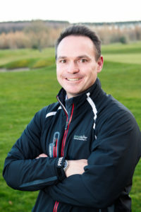 Matthew Moore golf writer